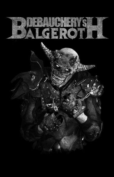Debauchery´s Balgeroth Blutgott 9cm x 14cm