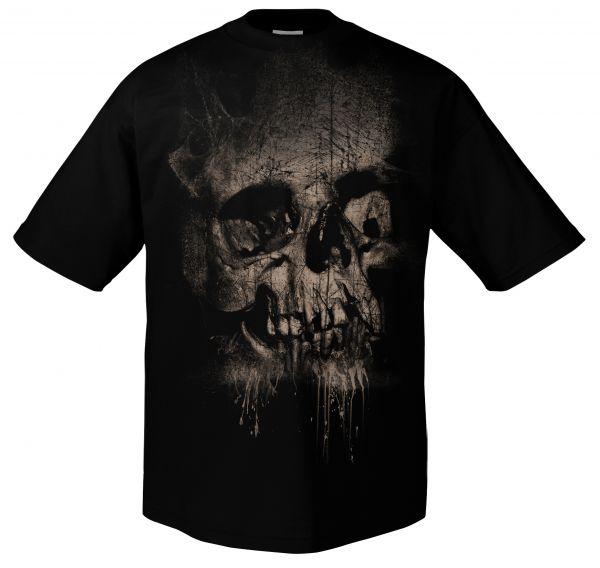 Rock & Style Grunge Skull