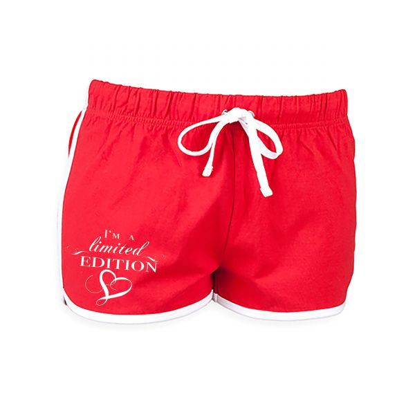 Art Worx Limited Edition WRS Rot | Women Retro Shorts