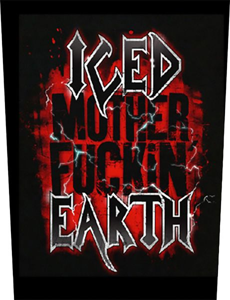 Iced Earth Mother fuckin