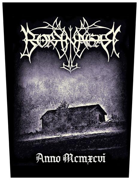 Borknagar Since 1996 | Backpatch