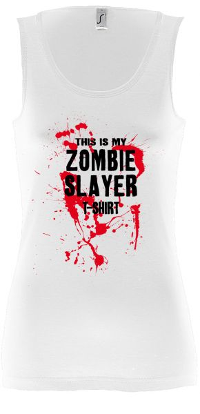 Rock Style Zombie Slayer