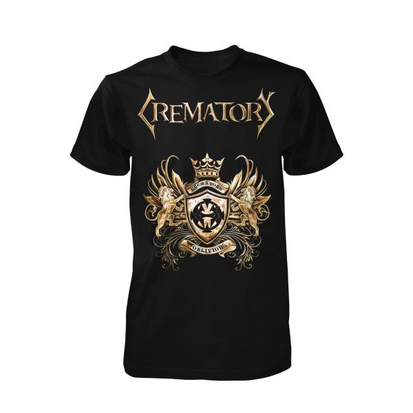 Crematory Oblivion Cover | T-Shirt