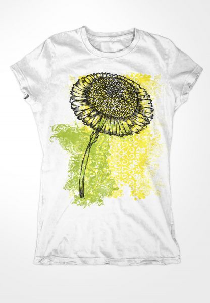 Rock & Styles Soft Sunflower