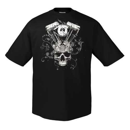 Art Worx Skull Engine