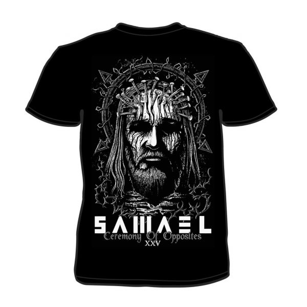 Samael Ceremony Front | T-Shirt
