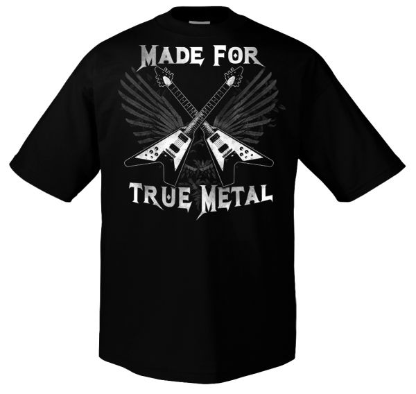 Art Worx Made For True Metal