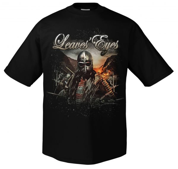Leaves' Eyes Blazing Waters | T-Shirt