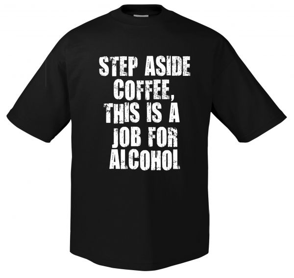 FUN Job For Alcohol