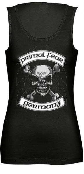 Primal Fear Biker/ Metal is forever