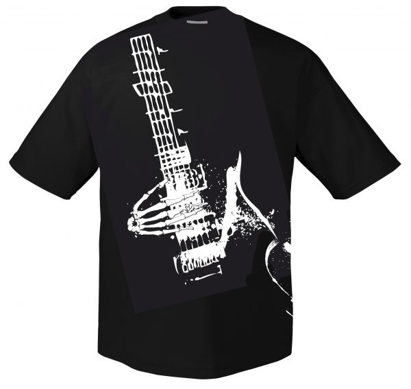 Art Worx Bone Guitar