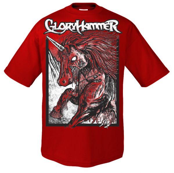 Gloryhammer Red Unicorn