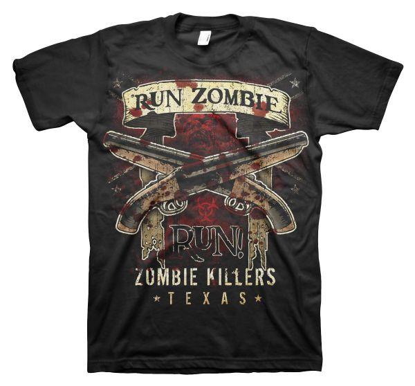 Rock Style Run Zombie Run