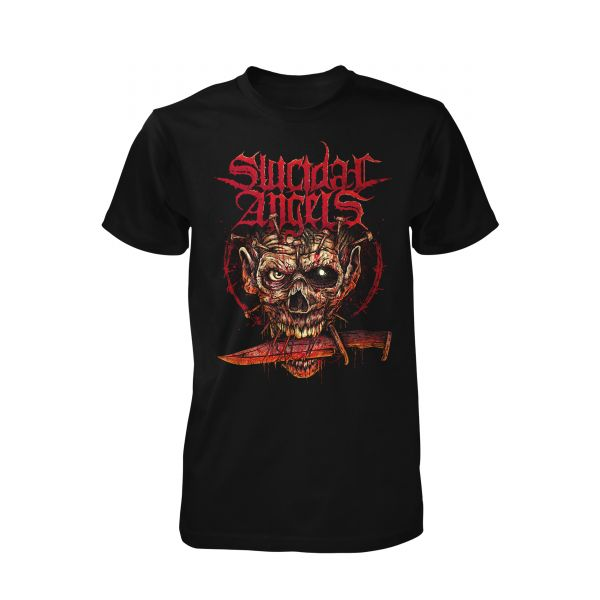Suicidal Angels Aggression over Europe | T-Shirt