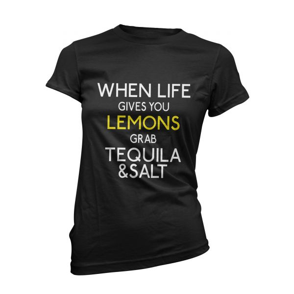 Art Worx Lemons Tequila