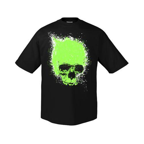 Art Worx Splattererd Skull