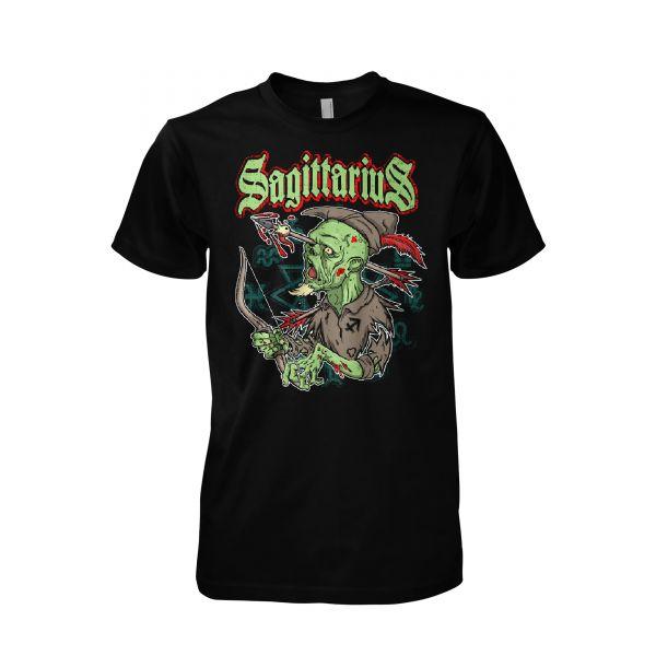 Zodiak Sagittarius   T-Shirt