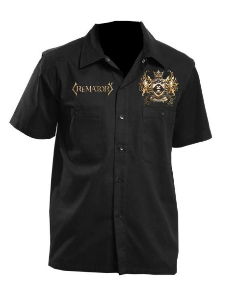 Crematory Oblivion Cover   Worker-Shirt