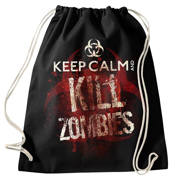 Kill Zombies Gymsac