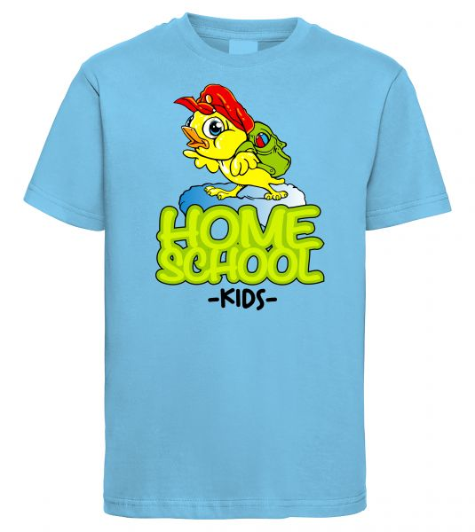 Art Worx Homeschool Kids Vogel | Kinder T-Shirt