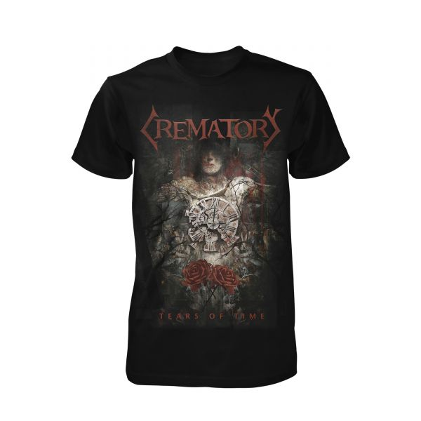 Crematory Tears of Time | T-Shirt