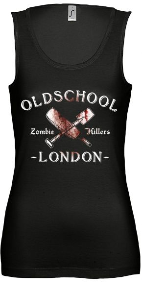 Rock Style Oldschool Zombie Killer