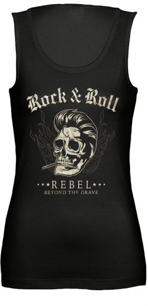 Art Worx Rock & Roll Rebel Beyond the Grave