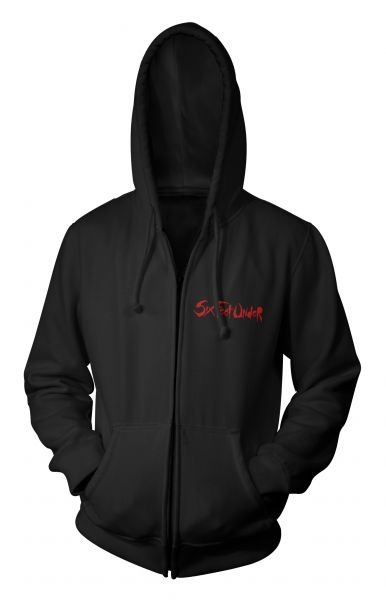 Six Feet Under Maximum Violence | Hood-Zip