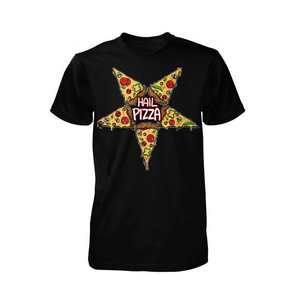 Art Worx Hail Pizza | T-Shirt