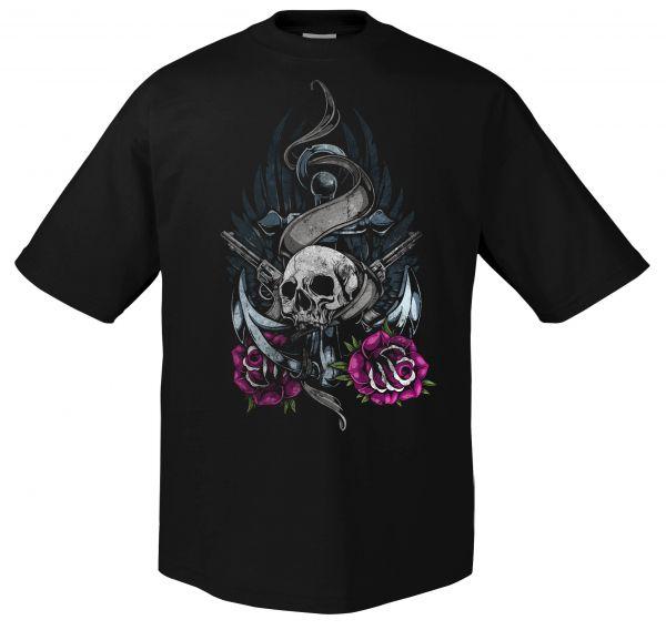 Rock & Style Anchor & Skull