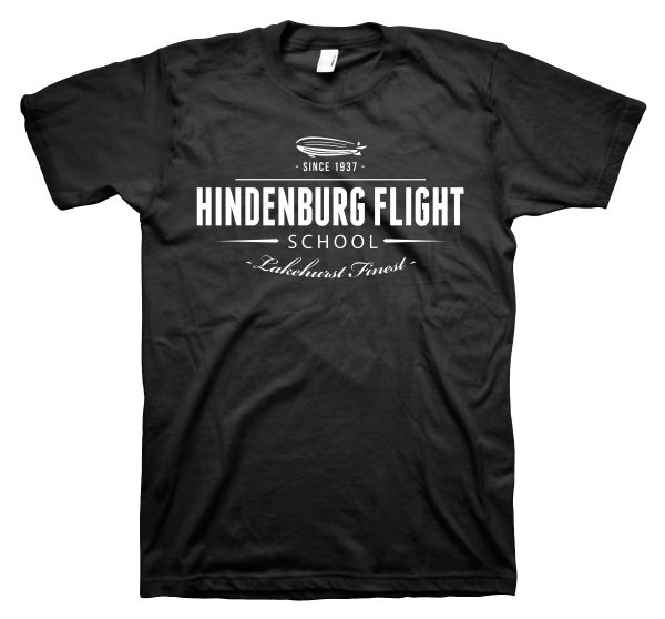 Rock Style Hindenburg Flight School