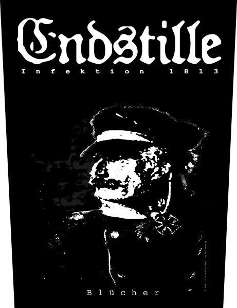 Endstille Infektion 1813 Cover
