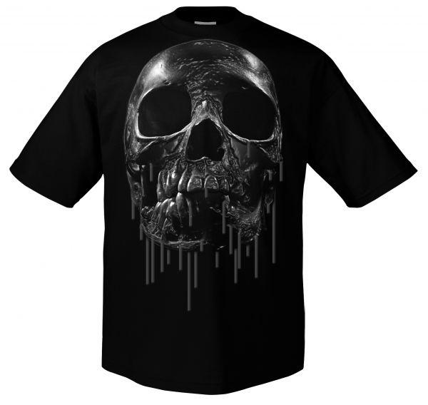 Rock & Style Liquid Skull