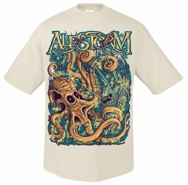 Alestorm Surf Squid Warfare