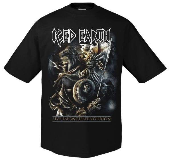 Iced Earth Live In Ancient Koution