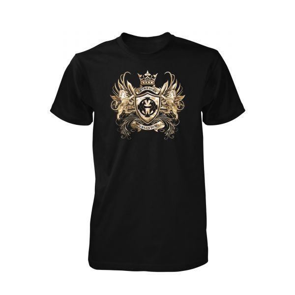 Crematory Oblivion Logo | T-Shirt