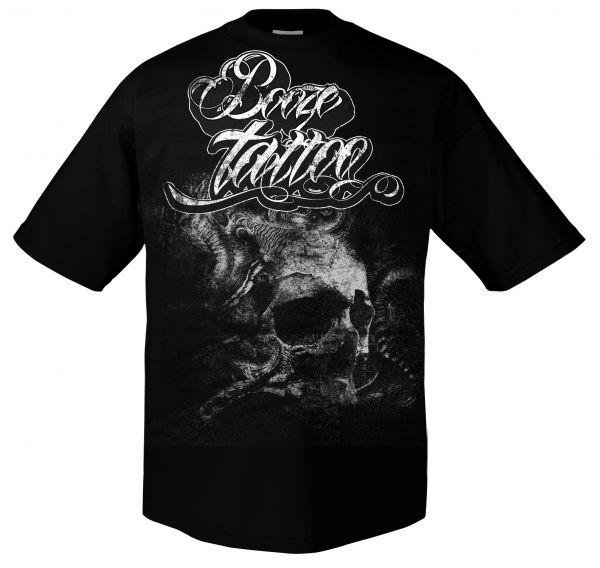 Rock & Style Booze Tattoo Skull