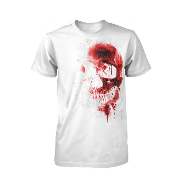 Art Worx Red Shadow Skull