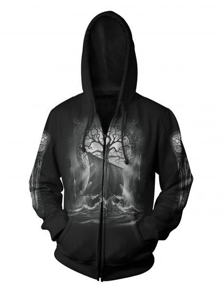 ToxicAngel Naglfar | Hood-Zip