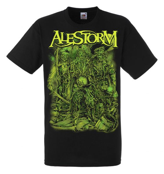 Alestorm Take No Prisoners!