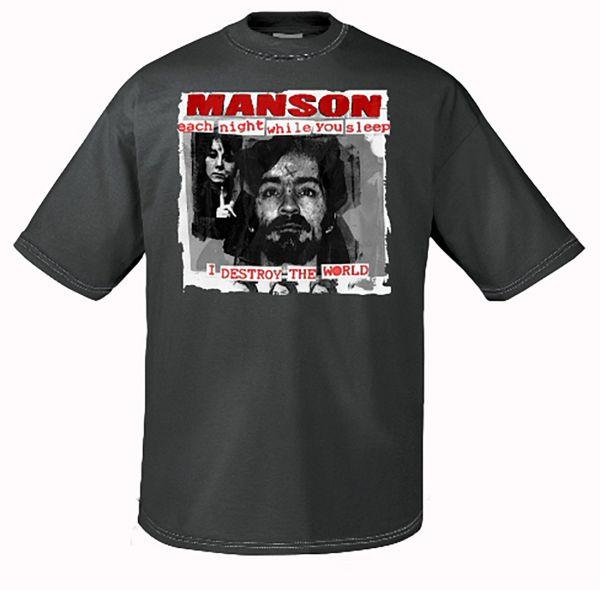 Terror Worldwide Manson | Batik T-Shirt