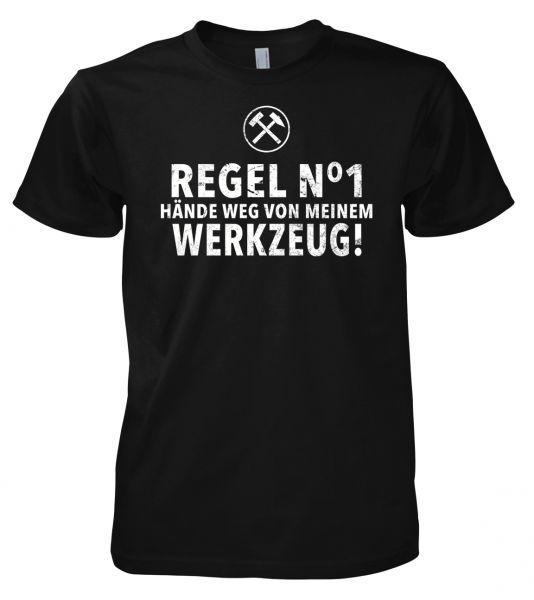 Regel NO 1 T-Shirt