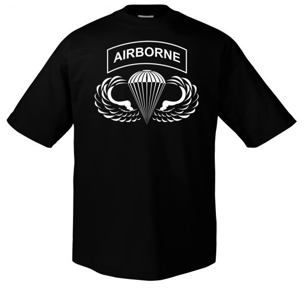 Rock Style US Airborne Paratroops