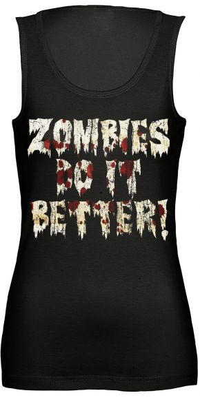 Rock Style Zombies do it better