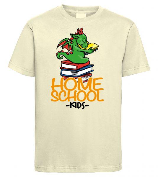 Art Worx Homeschool Kids Drache | Kinder T-Shirt