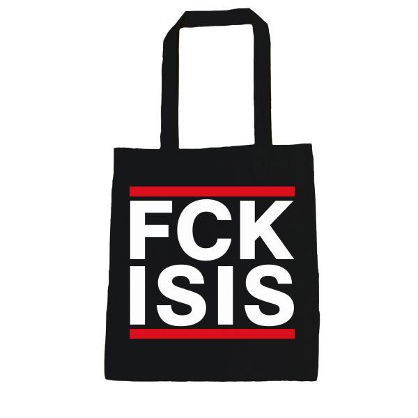 Politik FCK ISIS Fuck ISIS Baumwolltasche