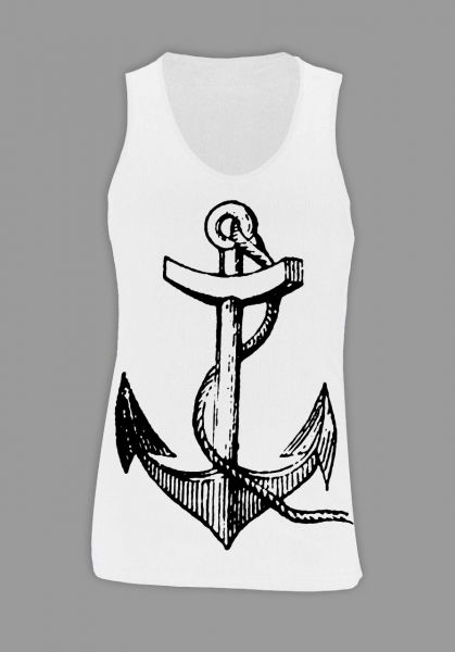 Art Worx Anchor Girl