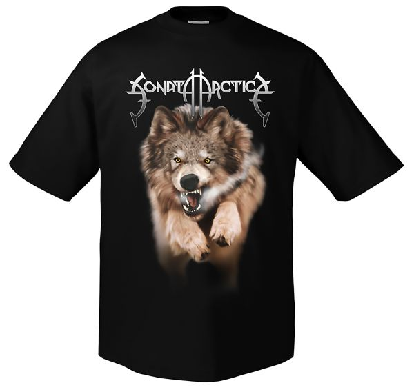 Sonata Arctica Brown Sake of Revenge