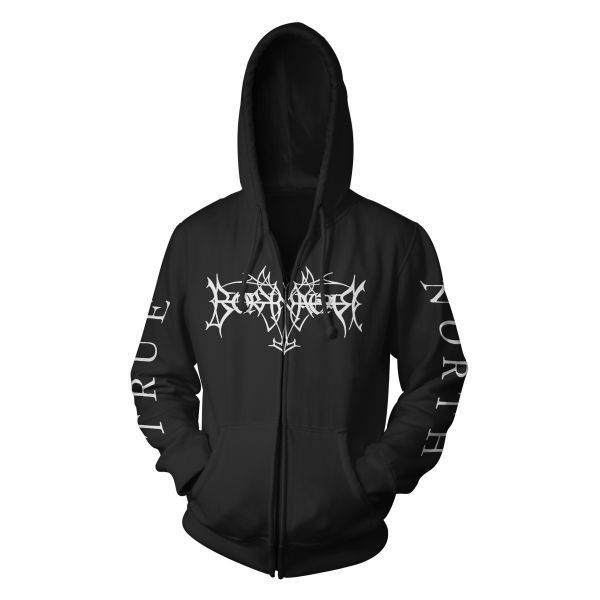 Borknagar True North Zip | Hood-Zip